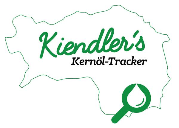 Kiendler's Kernöl Tracker